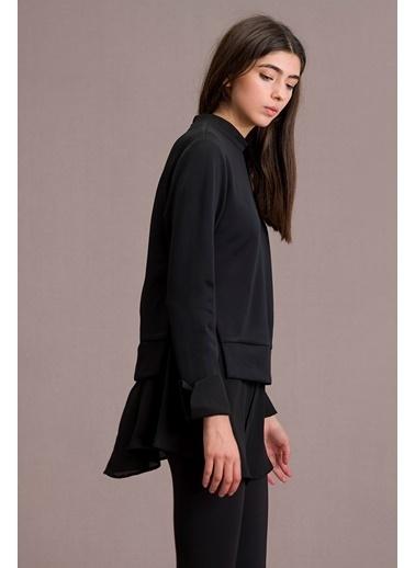 Eda Atalay Gömlek Siyah